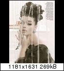 Кристал Ренн, фото 34. Crystal Renn Elle 2010, foto 34