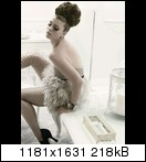 Кристал Ренн, фото 23. Crystal Renn Elle 2010, foto 23