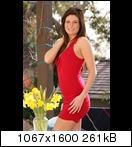 Блэр Daniels, фото 21. Blaire Daniels Red Dress Set - Mq, foto 21