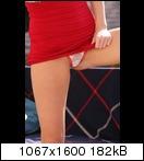 Блэр Daniels, фото 29. Blaire Daniels Red Dress Set - Mq, foto 29