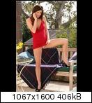 Блэр Daniels, фото 31. Blaire Daniels Red Dress Set - Mq, foto 31