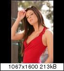 Блэр Daniels, фото 40. Blaire Daniels Red Dress Set - Mq, foto 40