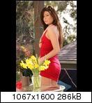 Блэр Daniels, фото 42. Blaire Daniels Red Dress Set - Mq, foto 42
