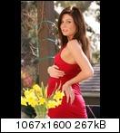 Блэр Daniels, фото 43. Blaire Daniels Red Dress Set - Mq, foto 43