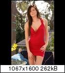 Блэр Daniels, фото 45. Blaire Daniels Red Dress Set - Mq, foto 45