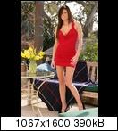 Блэр Daniels, фото 46. Blaire Daniels Red Dress Set - Mq, foto 46