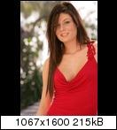 Блэр Daniels, фото 48. Blaire Daniels Red Dress Set - Mq, foto 48
