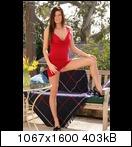 Блэр Daniels, фото 50. Blaire Daniels Red Dress Set - Mq, foto 50