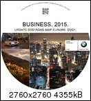 BMW Navigation DVD Road Map Europe BUSINESS 2015 in BMW