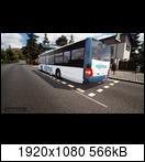Bus Simulator 18 (2 - Skin ist eine Mod).