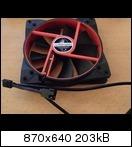 140mm EKL Alpenföhn Föhn 140 Wing Boost red clover original