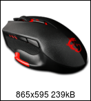 Interceptor DS300 Gaming Mouse by MSI