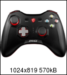 MSI FORCE GC30 GAMING CONTROLLER, bald mein