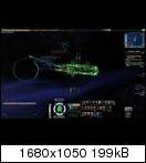 Borg Unimatrix-Mutterschiff (Bild Mitte)