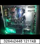 Beleuchtung - Grün - Alte GPU