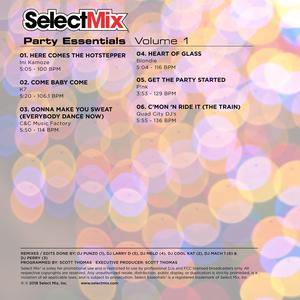 Select Mix / The Vault