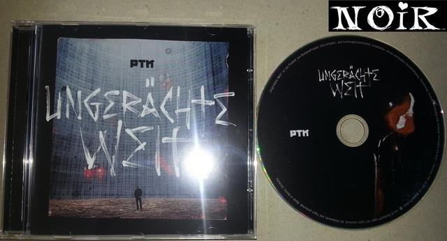 Cover: PTK - Ungeraechte Welt-DE-2017-NOiR