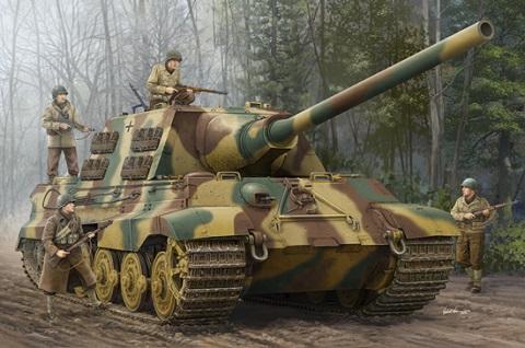 Sd Kfz 186 Jagdtiger 1:16 Trumpeter 000-deckelbild8fujr