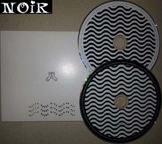 Cover: Dexter - Haare Nice Socken Fly-2CD-DE-2017-NOiR