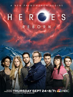 Heroes Reborn - Stagione 1 (2016) (11/13) DLMux ITA ENG MP3 Avi