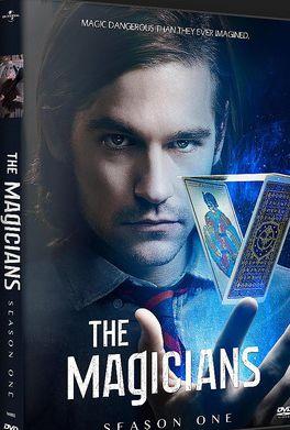 The Magicians - Stagione 1 (2015) (Completa) DLMux ITA ENG MP3 Avi