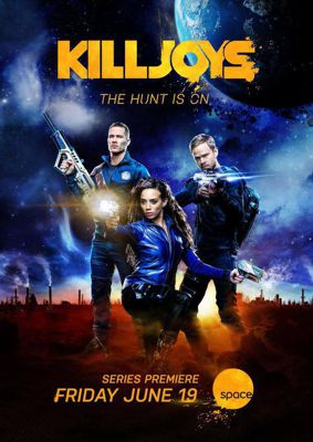 Killjoys - Stagione 1 (2017) (Completa) DLMux ITA ENG MP3 Avi