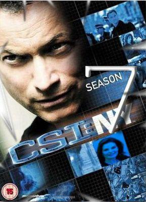 CSI: New York - Stagione 7 (2010) (Completa) LD WEBRip ITA MP3 Avi