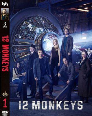 12 Monkeys - Stagione 1 (2017) (Completa) DLMux ITA ENG MP3 Avi