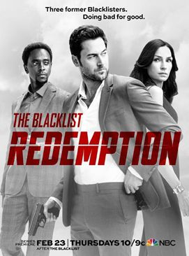 The Blacklist Redemption - Stagione 1 (2017) (Completa) DLMux ITA ENG AC3 Avi