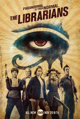 The Librarians - Stagione 3 (2017) (Completa) DLMux ITA ENG MP3 Avi