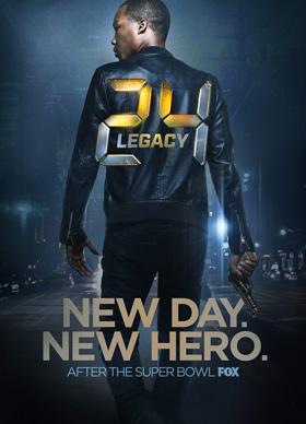 24: Legacy - Stagione 1 (2017) (4/12) DLMux ITA AAC x264 mkv
