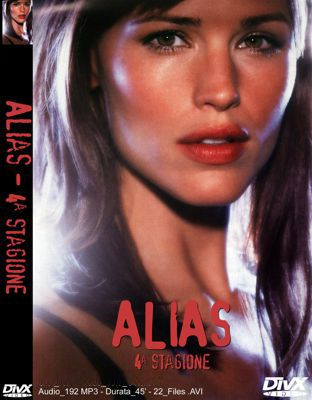 Alias - Stagione 4 (2005) (Completa) DVDRip ITA MP3 Avi 000000000n8s58