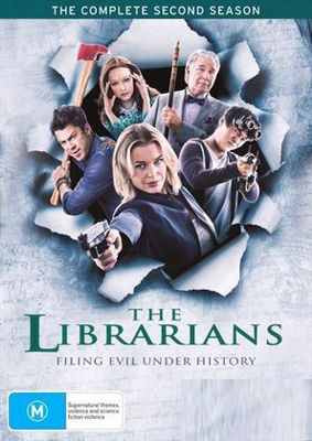 The Librarians - Stagione 2 (2017) (2/10) DLMux ITA ENG MP3 Avi
