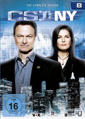 CSI: New York - Stagione 8 (2011) (Completa) DLMux ITA MP3 Avi