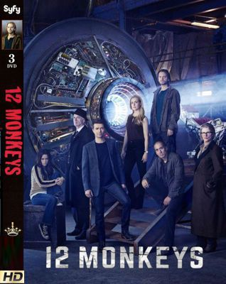 12 Monkeys - Stagione 1 (2017) (1/13) DLMux 1080P ITA ENG AC3 x264 mkv