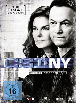CSI: New York - Stagione 9 (2013) (Completa) LD WEBRip ITA MP3 Avi