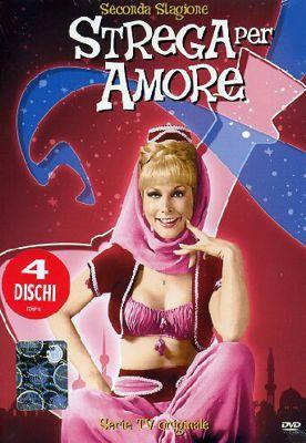 Strega per Amore - Stagione 2 (1966) (Completa) DVDRip ITA AC3 Avi