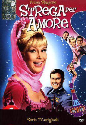 Strega per Amore - Stagione 1 (1965) (Completa) DVDRip ITA AC3 Avi