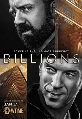 Billions - Stagione 1 (2016) (Completa) HDTVMux 720P ITA ENG AC3 x264 mkv