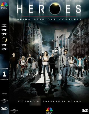 Heroes – Stagione 1 (2007) ( Completa) BDRip 720P ITA ENG AC3 x264 mkv 000000i3jnw