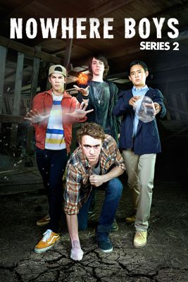 Nowhere Boys - Stagione 2 (2017) (Completa) DLMux ITA ENG MP3 Avi