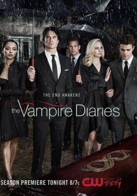 The Vampire Diaries - Stagione 8 (2017) (Completa) DLMux ITA ENG AC3 Avi