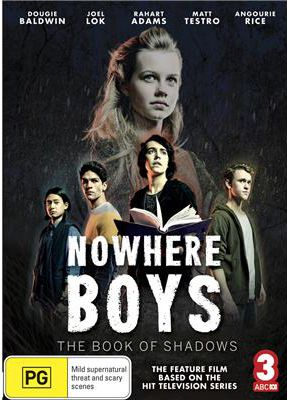 Nowhere Boys - Stagione 1 (2017) (Completa) DLMux ITA ENG MP3 Avi