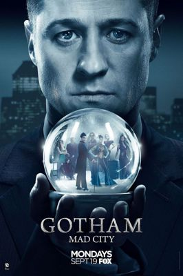 Gotham - Stagione 3 (2017) (19/22) DLMux ITA ENG MP3 Avi