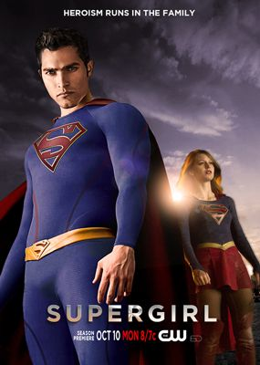 Supergirl - Stagione 2 (2016) (Completa) DLMux ITA ENG MP3 Avi