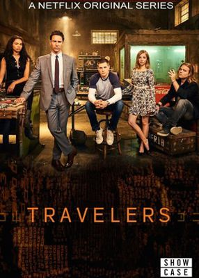 Travelers - Stagione 1 (2016) (Completa) DLMux ITA ENG MP3 Avi