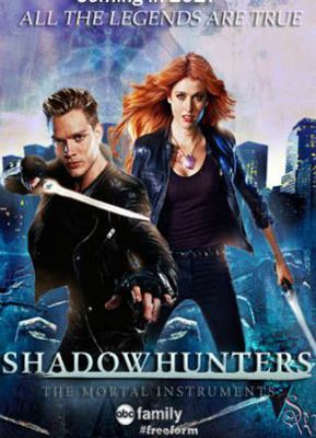 Shadowhunters - Stagione 2 (2016) (Completa) DLMux ITA ENG MP3 Avi