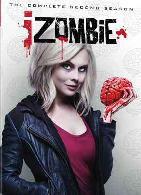 IZombie - Stagione 2 (2016) (18/19) DLMux ITA ENG MP3 Avi