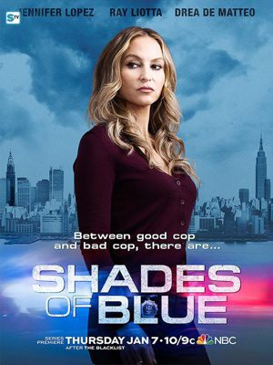 Shades of Blue - Stagione 1 (2016) (Completa) DLMux ITA ENG MP3 Avi