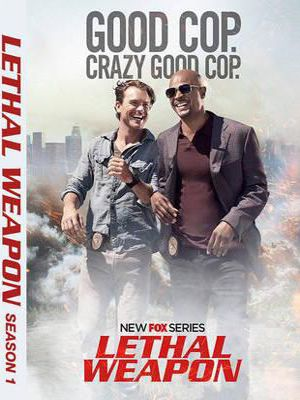 Lethal Weapon - Stagione 1 (2016) (Completa) DLMux ITA ENG MP3 Avi